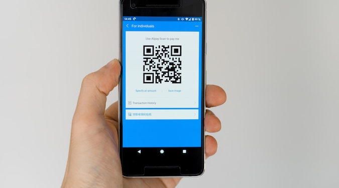 The QR code comes of age