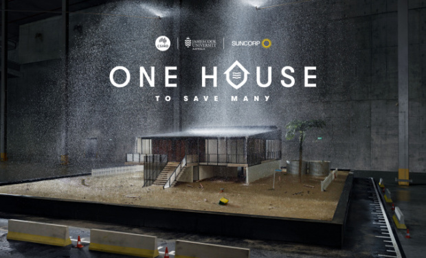Suncorp, Leo Burnett and The Glue Society Launch 'One House To Save Many'