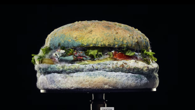 TikTok creator reimagines the Cannes Lions Grand Prix winning Burger King campaign