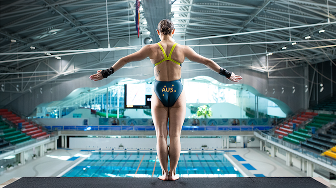 Unifying sport and small business: Sponsoring Team Australia at the Olympic Games
