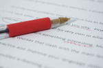 Sub-editing and proofreading course – webinar over two half days in September