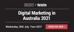 Free Webinar - Digital Marketing in Australia 2021 - Rocket Agency