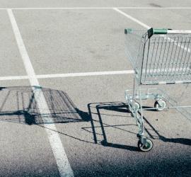 Consumer power and converting carts