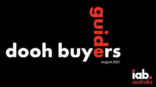 New DOOH industry resource from IAB Australia