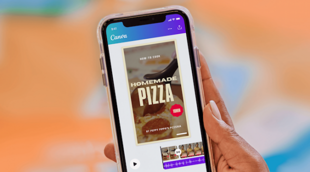 Canva launches video editing suite