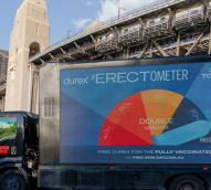 Guerilla marketing hits Sydney