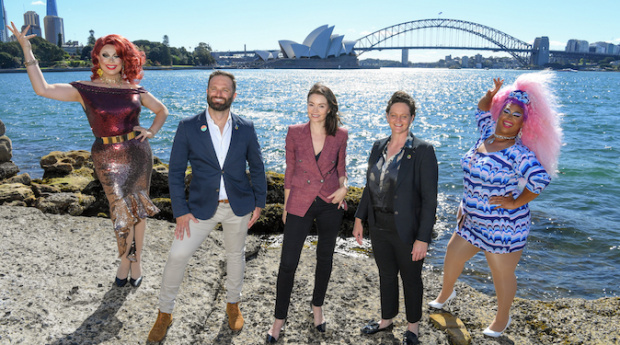 Sydney Gay and Lesbian Mardi Gras announces three-year partnership with American Express